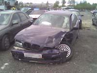 Битый авто BMW