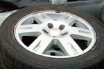 Continental 205/55/r16+Диски Ford r16 5*108
